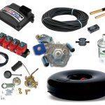 Купить продажа комплект газового оборудования гбо Stag-4 QBox с тороидальным бал