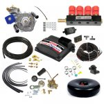 Купить полный комплект ГБО 4 поколения STAG 4 Q-Box PLUS OBD+Alaska+Valtek+Тор.