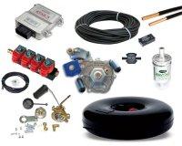Купить продажа комплект газового оборудования 4-го поколения Stag4 Eco с тороида