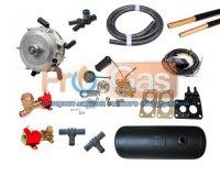 Купить продажа карбюраторный комплект гбо 2 поколения Atiker с цилиндрическим ба